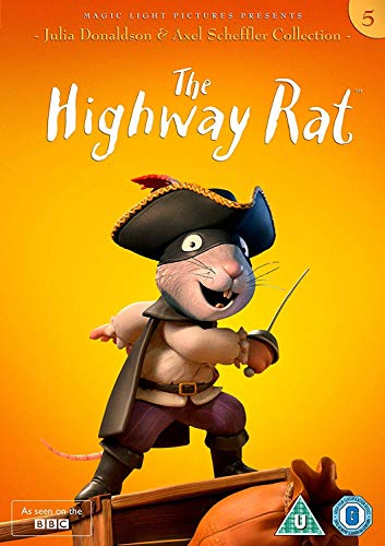 The Highway Rat – Julia Donaldson and Axel Scheffler Collection