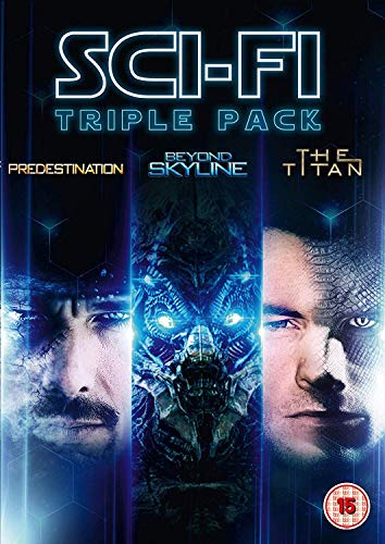 Sci-Fi Triple Box Set