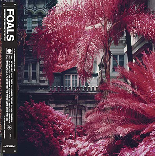 Foals - Everything Not Saved Will Be Lost Part 1 By Foals