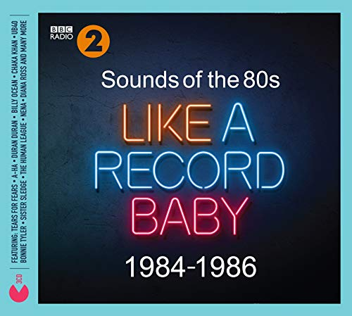 Various Artists - Sounds Of The 80s  Like A Record Baby (1984-1986) By Various Artists