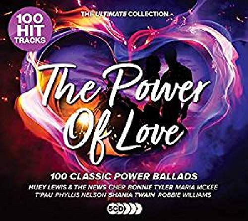 Various Artists - Ultimate Collection: The Power Of Love By Various Artists