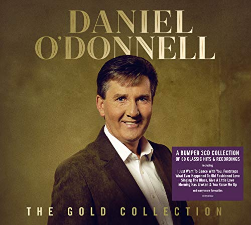 Daniel O'Donnell - The Gold Collection By Daniel O'Donnell