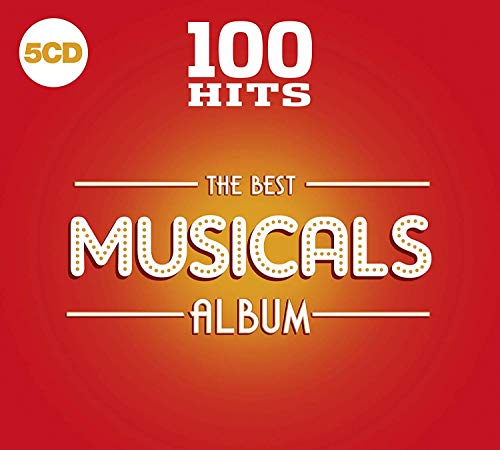 Various Artists - 100 Hits - The Best Musicals