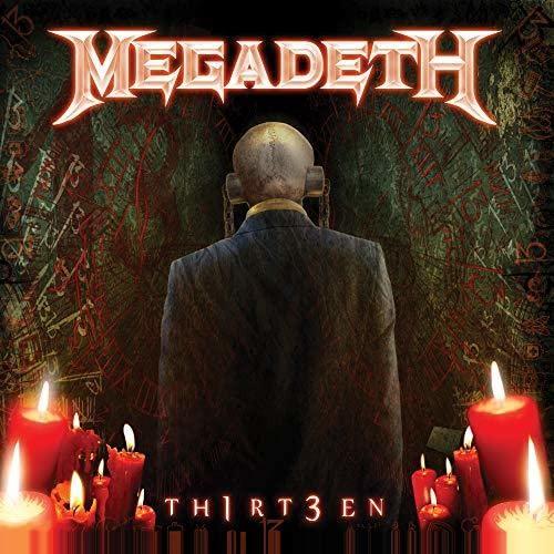 Megadeth - Th1rt3en (2019 Reissue) By Megadeth