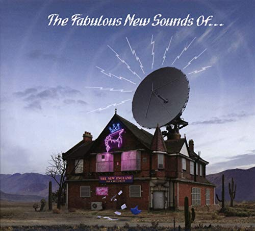 King Prawn - The Fabulous New Sounds Of By King Prawn