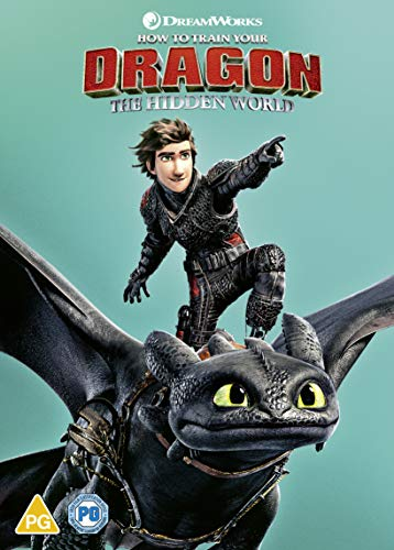 How to Train Your Dragon - The Hidden World (DVD + Digital Download)