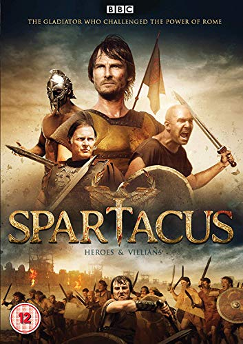 Spartacus - Historical drama starring Anthony Flanagan.