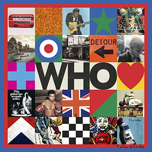 The Who - WHO By The Who