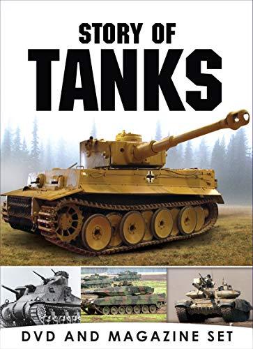 Story Of Tanks DVD & Magazine Set