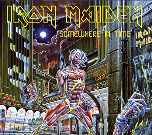 Iron Maiden - Somewhere In Time 2015 Remaster By Iron Maiden