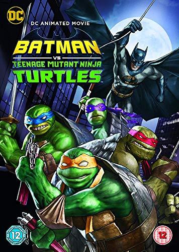 Batman vs Teenage Mutant NinjaTurtles