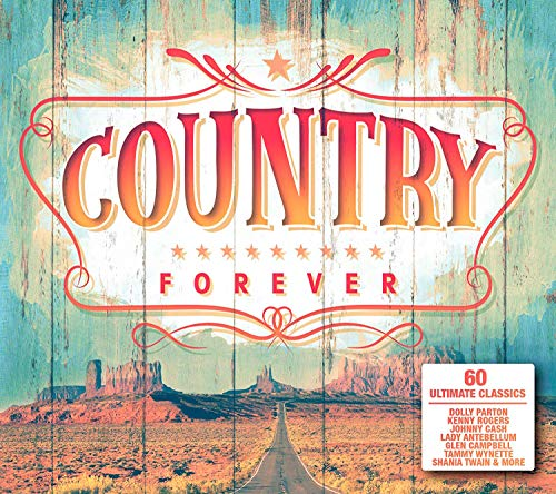 Various Artists - Country Forever By Various Artists