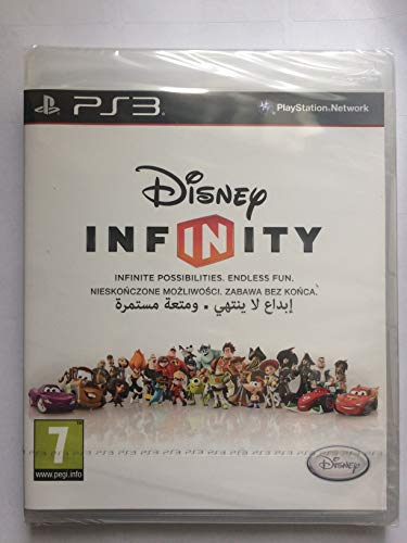 Disney Infinity 1.0 Standalone GAME PS3