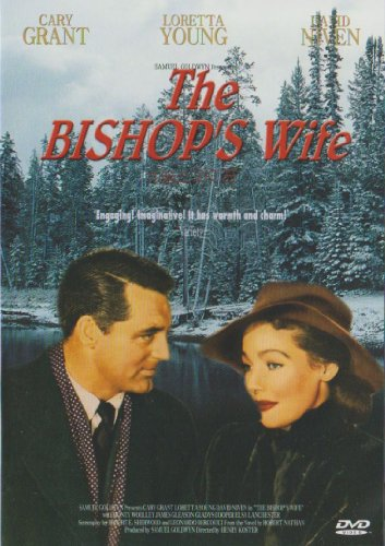 The Bishop's Wife (1947) All Region Import - Plays in English Without Subtitles
