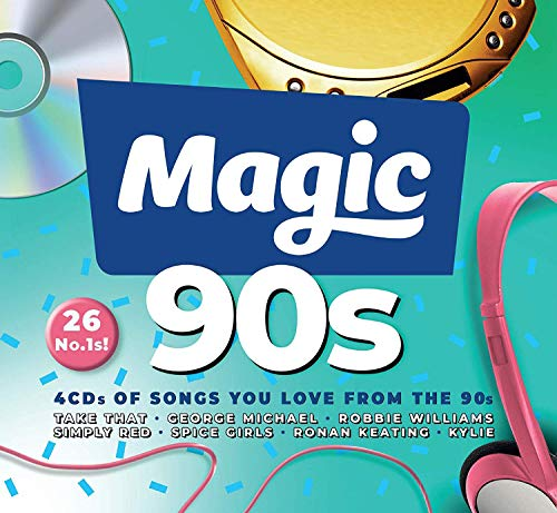 Various Artists - Magic 90s By Various Artists