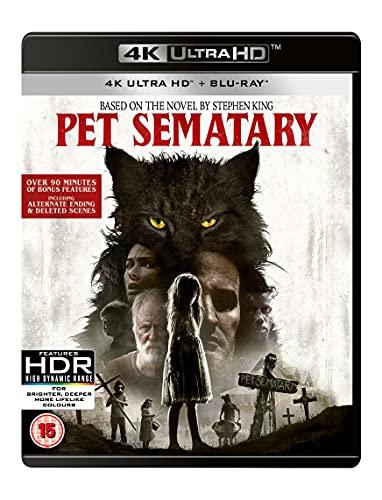 Pet Sematary (4K UltraHD + Blu-ray)