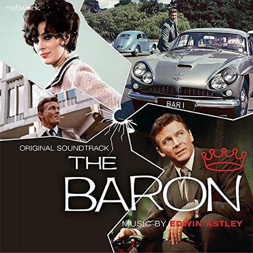 Edwin Astley - The Baron: Original Soundtrack
