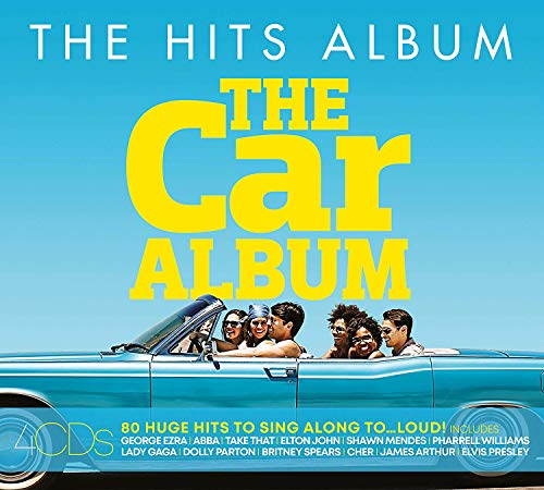 The Hits Album - The Car Album