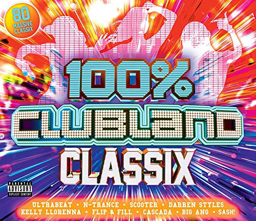 Various Artists - 100% Clubland Classix By Various Artists