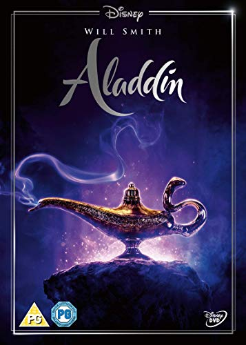 Aladdin Live Action  (UK Edition)