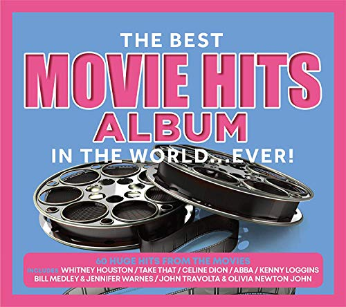 Various Artists - The Best Movie Hits Album In The World Ever! By Various Artists