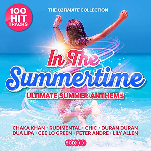 Various Artists - In The Summertime - Ultimate Summer Anthems By Various Artists