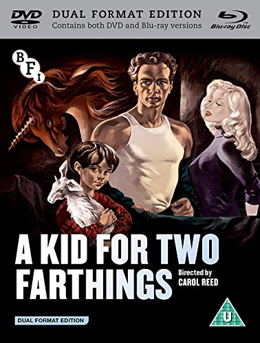 A Kid For Two Farthings (DVD + Blu-ray)