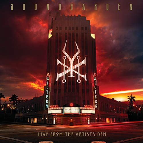 Soundgarden - Live From The Artists Den By Soundgarden