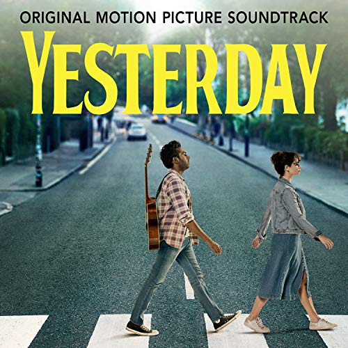Lily James - Yesterday (Original Soundtrack) By Lily James