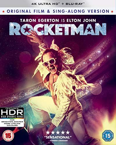 Rocketman (4K UltraHD & Blu-ray)