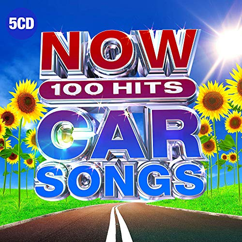 Various Artists - NOW 100 Hits Car Songs By Various Artists