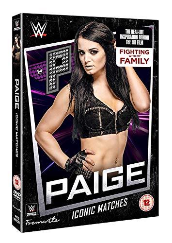 WWE: Paige - Iconic Matches
