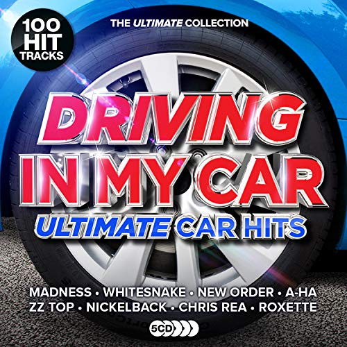 Various Artists - Driving In My Car - Ultimate Car Anthems