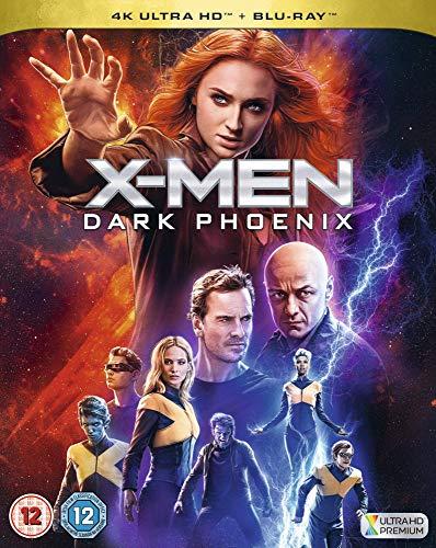 X-Men: Dark Phoenix 4K UHD