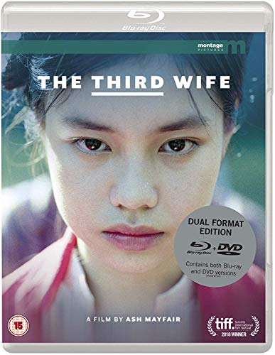 The Third Wife  Dual Format (Blu-ray & DVD) edition