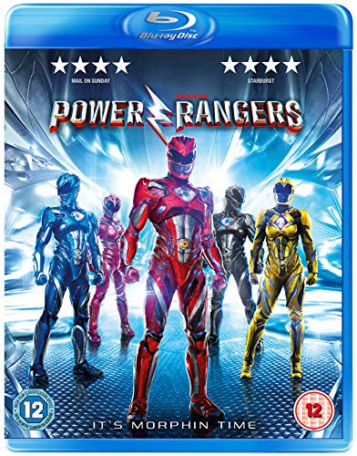 Power Rangers BD