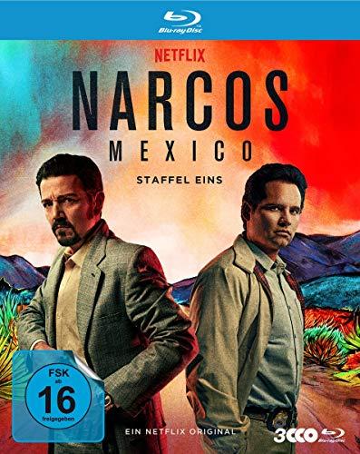 Narcos Mexico Staffel 1