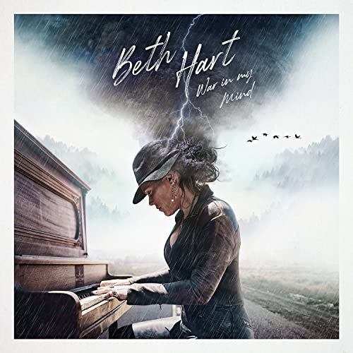 Beth Hart - War In My Mind By Beth Hart
