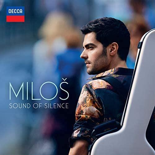 Milos Karadaglic - Sound Of Silence By Milos Karadaglic