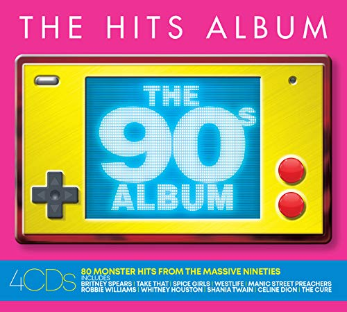The Hits Album - The 90S Album