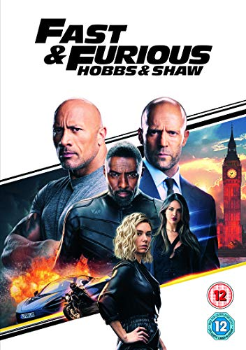 Fast & Furious Presents Hobbs & Shaw (DVD)