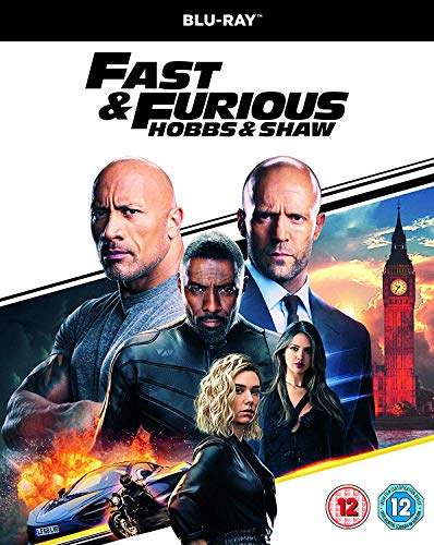 Fast & Furious Presents Hobbs & Shaw (Blu-ray)
