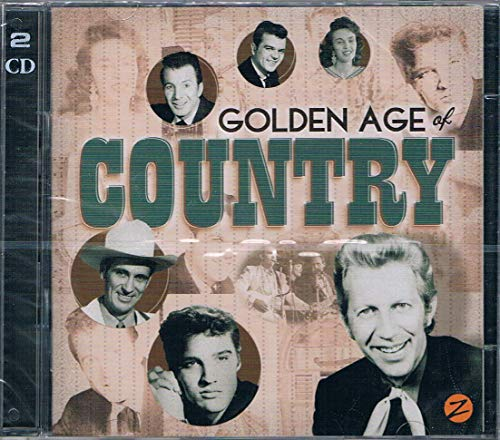 Various Artists - Golden Age of Country:Waltz Across Texas