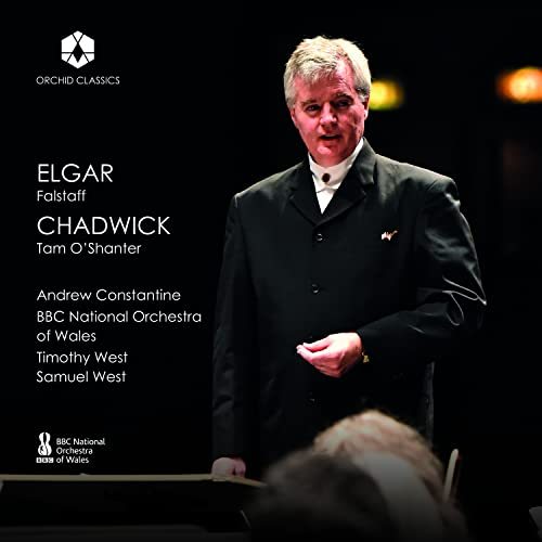 Billy Wiz - Elgar: Falstaff [Andrew Constantine; BBC National Orchestra of Wales; Timothy West; Samu