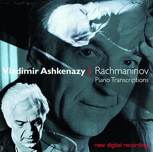 Rachmaninov / Ashkenazy, Vladimir - Rachmaninov: Transcriptions (SHM-CD)