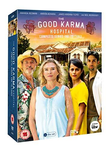 The Good Karma Hospital - Series 1-3 Box Set