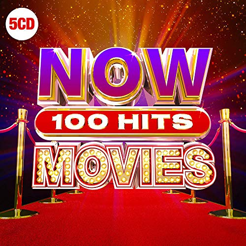 Various Artists - NOW 100 Hits Movies By Various Artists