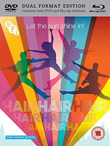 Hair (DVD + Blu-ray)