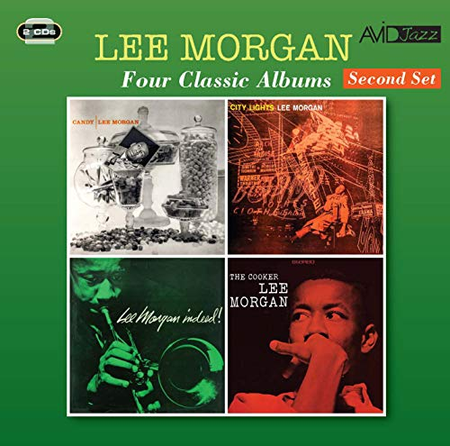 Lee Morgan - Four Classic Albums (Candy / City Lights / Indeed! / The Cooker) By Lee Morgan