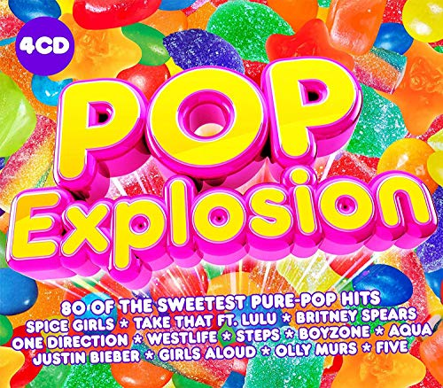 Various Artists - Pop Explosion